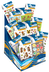 HERMA stickers DECOR 'automne multicolore', en présentoir