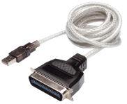 DIGITUS câble USB 2.0 pour imprimante, Centronics, 1,8 m
