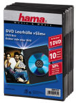hama Boîtier vide pour 1 DVD, noir