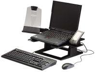3M support pour PC portable LX500, en plastique, anthracite