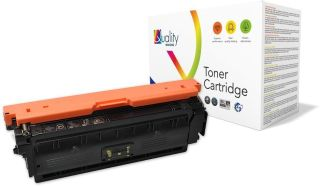 hp Toner no. 508A CF362A pour hp Color LaserJet, jaune