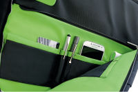 LEITZ Sacoche pour Notebook Messenger Smart Traveller Com-