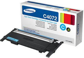 SAMSUNG Toner pour SAMSUNG CLP320/CLP320N/CLP325, cyan