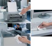 DURABLE Lingettes nettoyantes pour surface SUPERCLEAN BOX