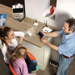 brennenstuhl Kit Home Automation Gateway Brematic GWY 433