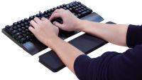 LogiLink Repose-poignets pour clavier Gaming, noir