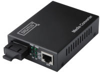 DIGITUS convertisseur média Fast Ethernet, SC/RJ45,multimode