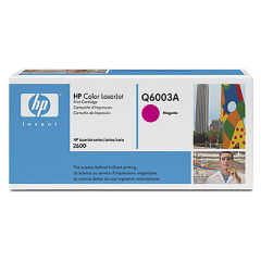 hp Toner pour hp Color LaserJet 2600/2600N, magenta