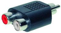 shiverpeaks BASIC-S Adaptateur audio fiche Cinch mâle - 2
