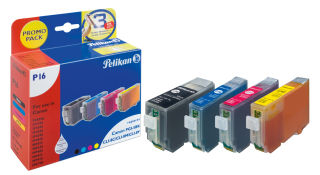 Pelikan Multi-Pack encre 4111791 remplace Canon CLI-571