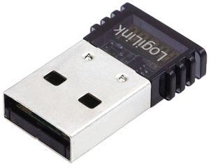 LogiLink Micro adaptateur USB 2.0 - bluetooth V4.0 EDR,