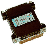 W&T Interface de converssion RS232 - RS422/RS485, compact