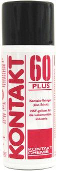KONTAKT CHEMIE KONTAKT 60 PLUS désoxydant de contact, 200 ml