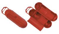 BACHMANN Boîte à câbles Kabel-Safe, couleur: rouge, IP44