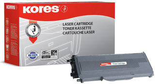 Kores Toner G1256RB remplace brother TN-2210, noir