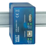 W&T Isolateur USB Industry, 4 kV