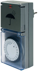 brennenstuhl Minuterie MZ 44, IP 44, anthracite, FR
