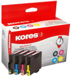 Kores Multipack encre G1617KIT remplace EPSON T1291-T1294