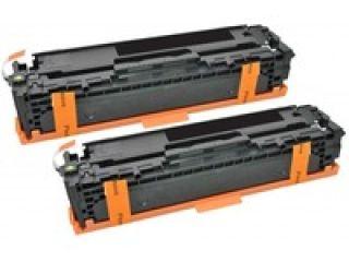 hp Toner no. 131X CF210X pour hp LaserJet série pro, 2 pcs