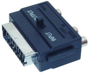 shiverpeaks BASIC-S Adaptateur, connecteur péritel