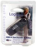 LogiLink Mini lecteur de cartes USB 2.0 pour SD/MMC,
