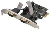 DIGITUS Carte PCI Express série 16C950, 2 ports