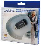 LogiLink Adaptateur audio USB 2.0, soundeffect 5.1