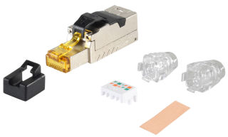 shiverpeaks BASIC-S Connecteur RJ45 Cat.8.1