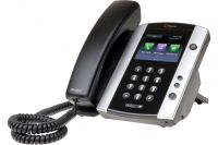 POLY VVX 501 MS téléphone de bureau IP PoE - 12 lignes SIP