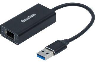 Adaptateur USB 3.0 aluminium vers résau GIGABIT
