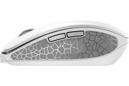 CHERRY Pack clavier & souris DW 9000 sans fil blanc/argent