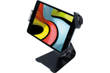 "Socle sécurisable Tablette 7,9-13"" & support amovible"