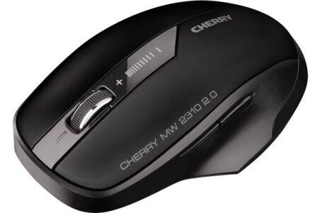 CHERRY Souris MW-2310 2.0 sans fil nano USB noire