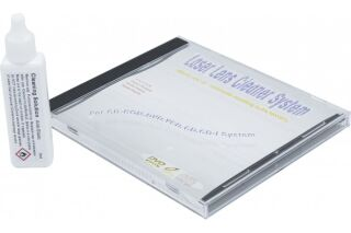 Kit de nettoyage pour lecteurs CD / DVD