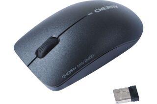 CHERRY Souris MW-2400 sans fil nano USB noire