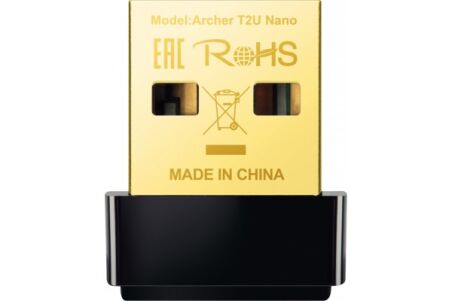 TP-Link ARCHER T2U Nano Clé USB WiFi 11AC Dual-Band AC600