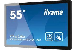 "IIYAMA  afficheur professionnel tactile 55"" TF5538UHSC-B1AG"