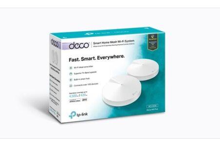 TP-LINK DECO M9 Plus(2-PACK) Extension WiFi AC2200 400m²