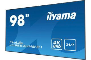 IIYAMA afficheur professionnel 98 LH9852UHS-B1 4K UHD 24/7
