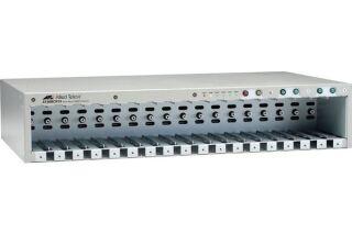 ALLIED AT-MMCR18-60 Châssis 2U 18 Slots pour convertisseurs MMC2xxx