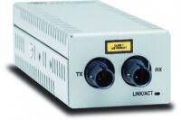 ALLIED AT-DMC1000/ST-50 Desktop Mini Media Converter, 1000TX to 1000SX ST Connector