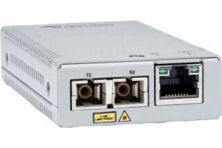 ALLIED AT-MMC2000/SC-60 Media Converter RJ45 Gigabit en 1000SX MM, SC Duplex