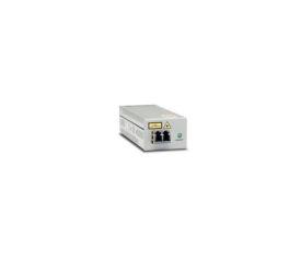 ALLIED AT-DMC1000/LC-50 Desktop Mini Media Converter, 1000TX to 1000SX LC Connector