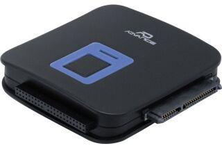 """ADAPTATEUR USB 3.0 SATA+IDE 2,5"""" + 3,5"""" avec Alim 12V"""