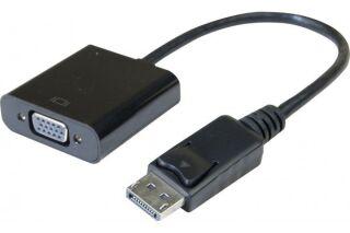 DACOMEX Sachet convertisseur actif DisplayPort 1.2 vers VGA