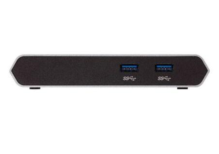 ATEN US3310 Switch KVM 2 entrées PC USB-C vers USB 3.0 + écran HDMI