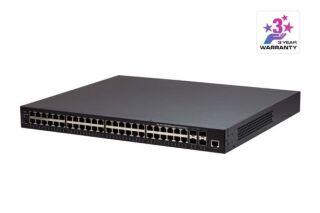 ATEN ES0152P Switch Niv2 48P Gigabit PoE+ 740W & 4 SFP spécial AV
