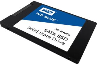 DISQUE SSD WD 3D NAND SSD Blue 2.5'' SATA III - 4To
