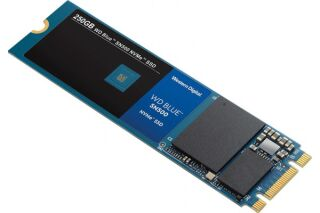 DISQUE SSD WD SN500 Blue M.2 80mm NVMe - 250Go