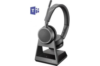 POLY Voyager 4220 Office Teams Casque 2 écout. TEL/GSM/USB-A